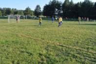 Команда на поле