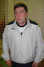 Тренер команды Ершов Константин Михайлович